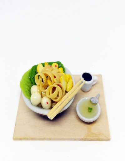 Chinese: Chilli Noodle Set