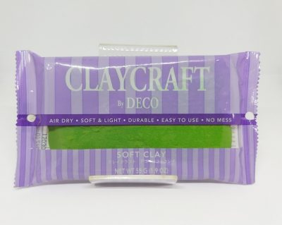 Kiwi - CLAYCRAFT™ by DECO® Soft Clay