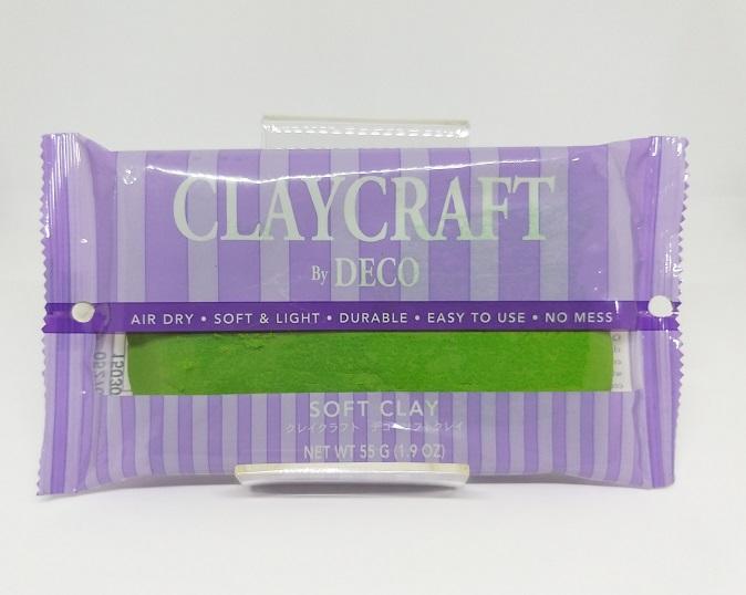 Kiwi - CLAYCRAFT™ by DECO® Soft Clay