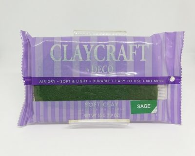 Sage - CLAYCRAFT™ by DECO® Soft Clay