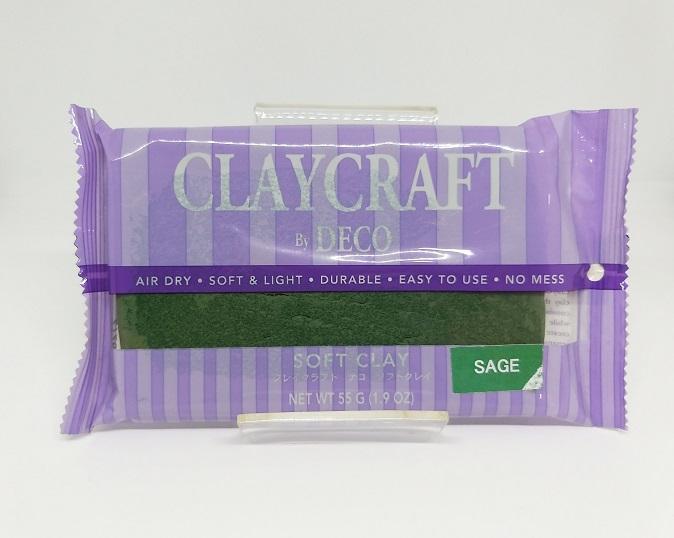 Sage - CLAYCRAFT™ by DECO® Soft Clay