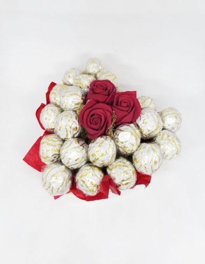 21pc Choc Triple Rose Bouquet