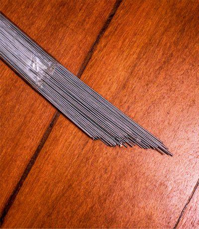 silver wire #16